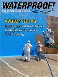 Waterproof Magazine Fall 2008 Issue