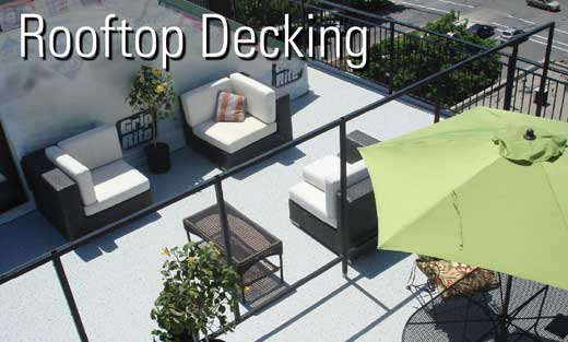 One Of The Most Difficult Waterproofing Scenarios For A Roofer Is Creating  A Walkable Rooftop Deck Over A Wooden Substrate. Typically, It Has Minimal  Slope, ...