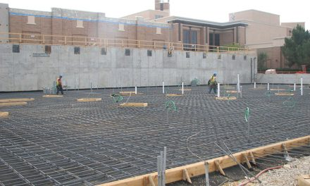 Advances in Commercial Waterproofing