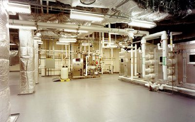 Floor Coatings as Waterproofing