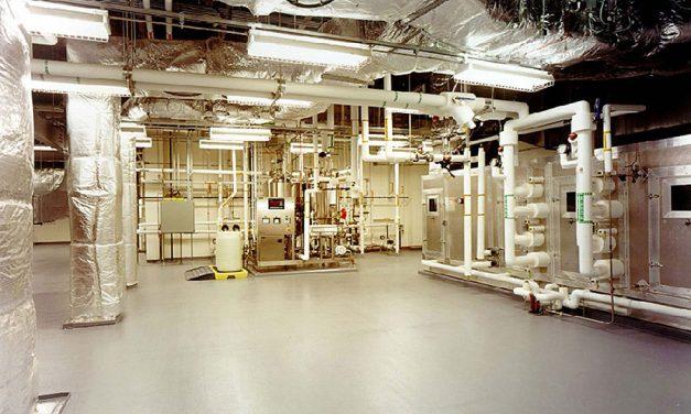 Floor Coatings as Waterproofing