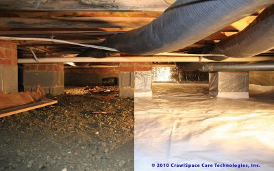 Crawlspaces & Sump Pumps