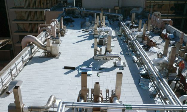 Protected Membrane Roofing