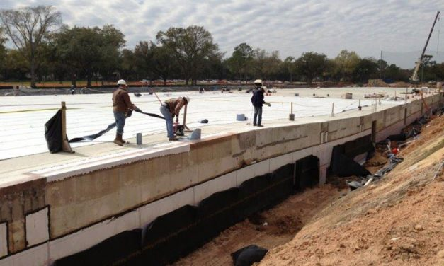 Houston Country Club Innovative Waterproofing