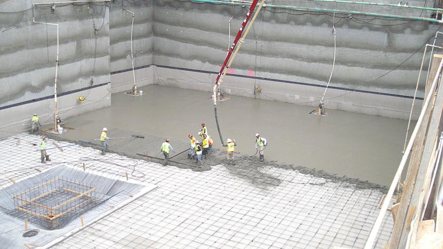 Active Hybrid Waterproofing Technologies