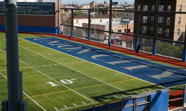 Rooftop Recreation Areas