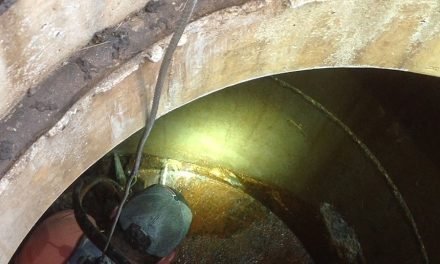 Utility Tunnel Repairs