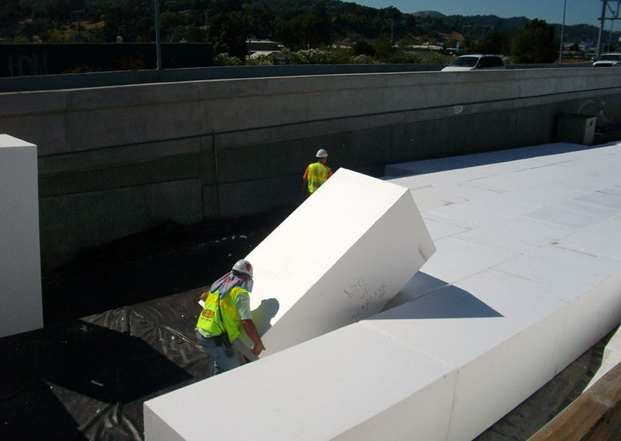 Waterproofing And Geofoam