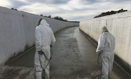 Sealing Commercial  Concrete