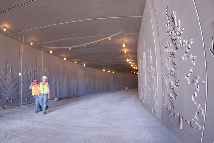 Solutions For Tunnel Waterproofing