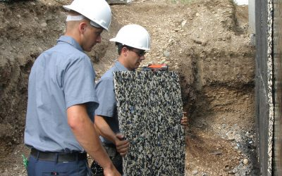 Basement Backfill and Drainage