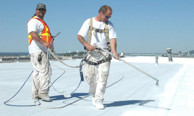 The Key to a Successful Roof Coating
