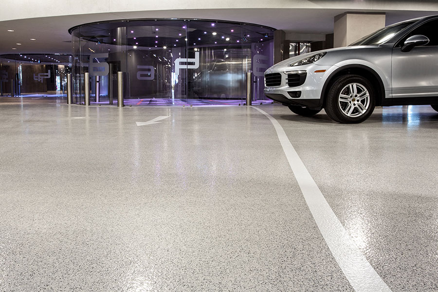 Options for Floor Coatings