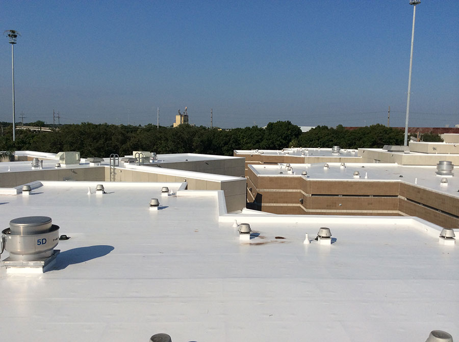 How Single Ply Roof Membranes Revolutionized The Low Slope