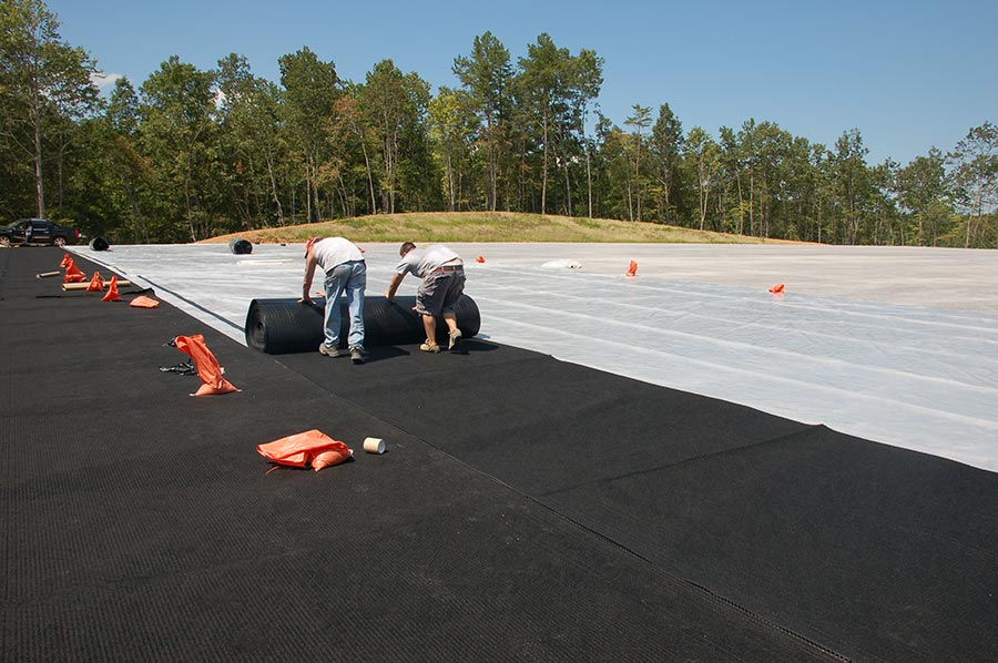 Drainage Systems for Athletic Fields