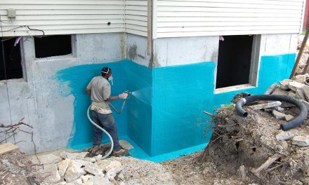 Advances In Spray-Applied Basement Coatings