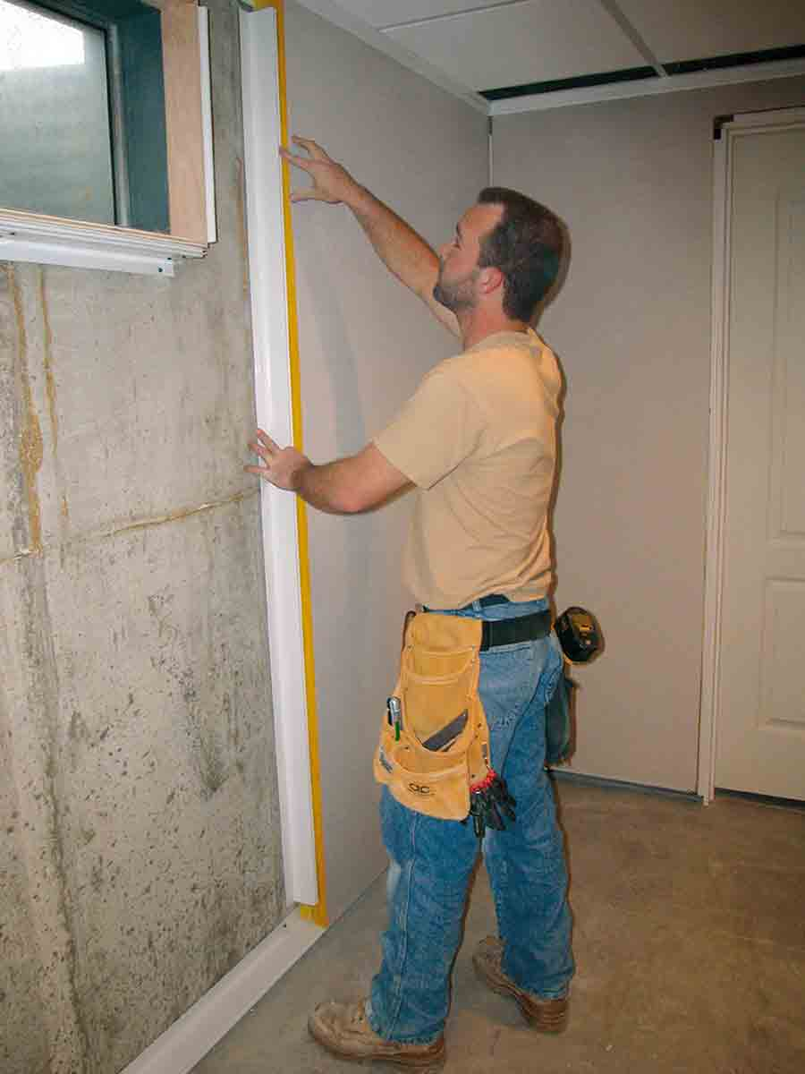 Basement Finishing Kits Waterproof Magazine