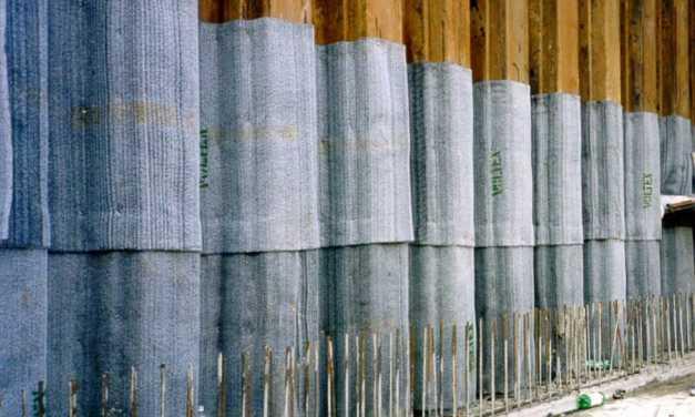 Blindside Waterproofing