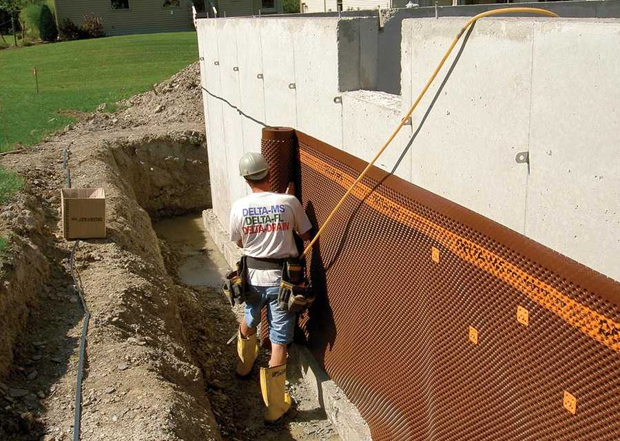 Dealing with Drainage Avoid Penny-Pinching, Avoid Foundation Drainage Problems