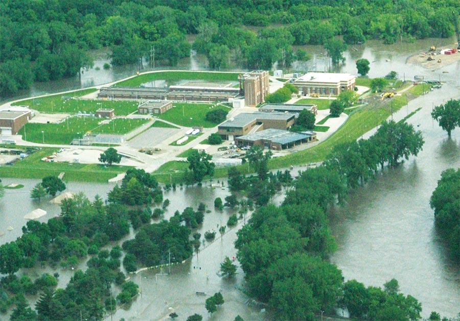 Midwestern Floods Impact Waterproofing Industry