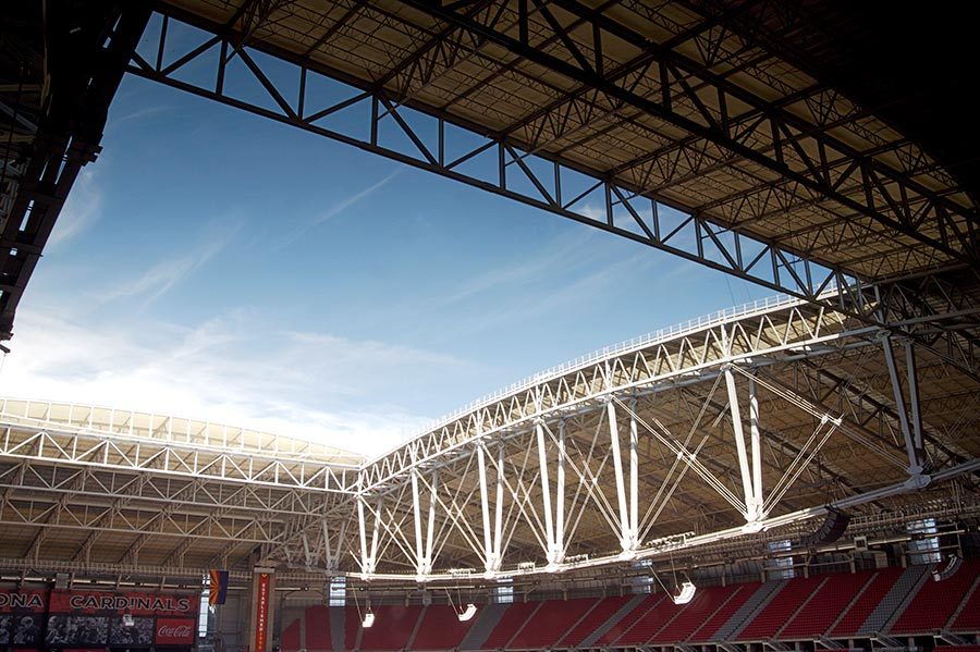 Retractable Stadium Roofing: A Waterproofer's Perspective