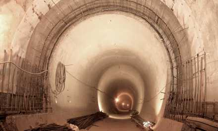 Tunnel Vision: Waterproofing a Megaproject