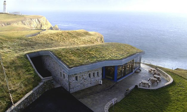 Sloped Green Roofs