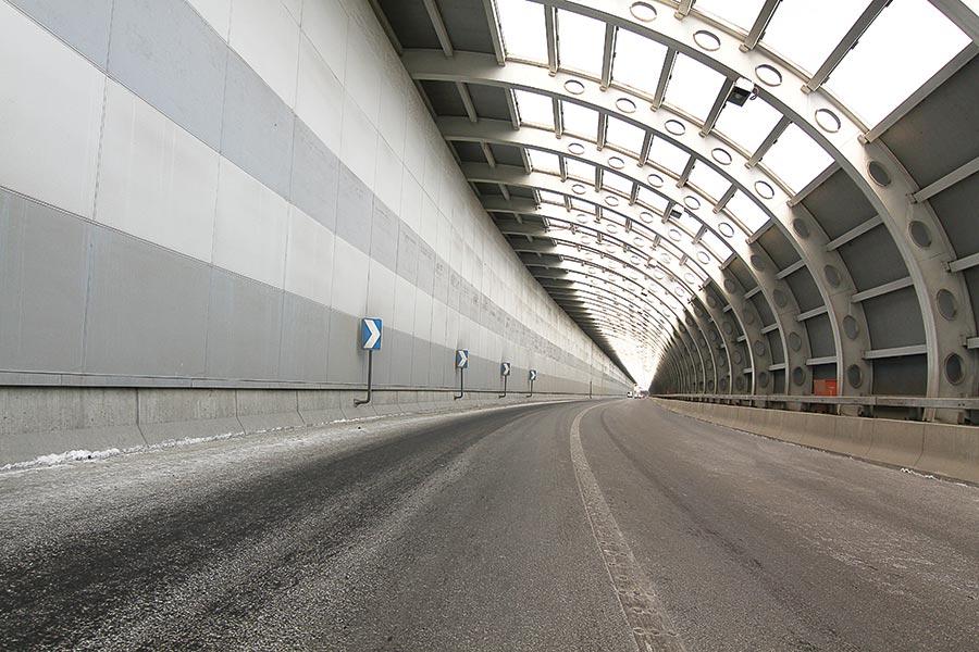 Waterproofing Bridges and Overpasses