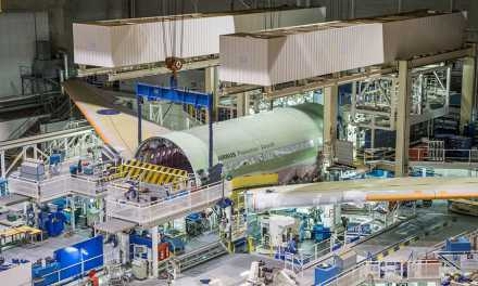Waterproofing an Airplane Factory