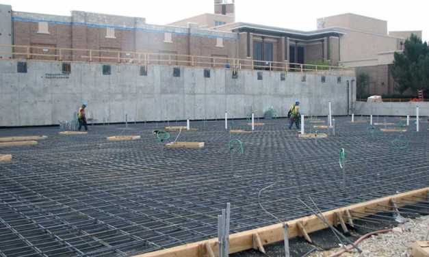 Options for Underslab Waterproofing