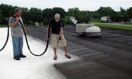 Liquid Cold-Applied Roofing