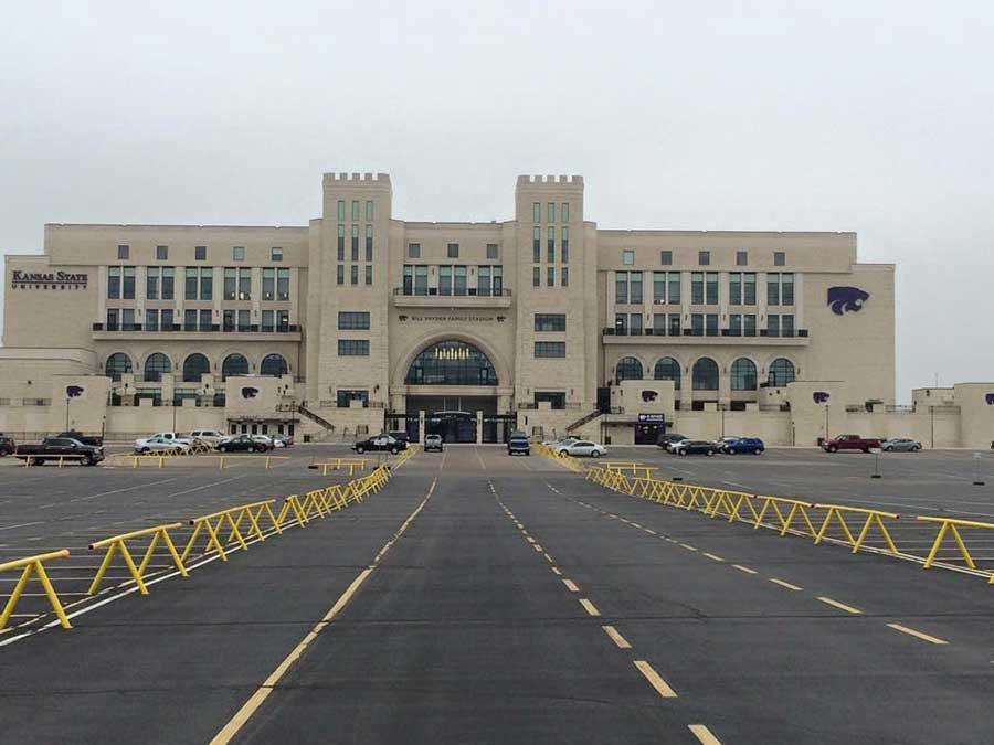 Waterproofing a Historic Stadium