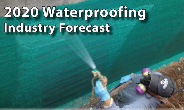 2020 Waterproofing Industry Forecast