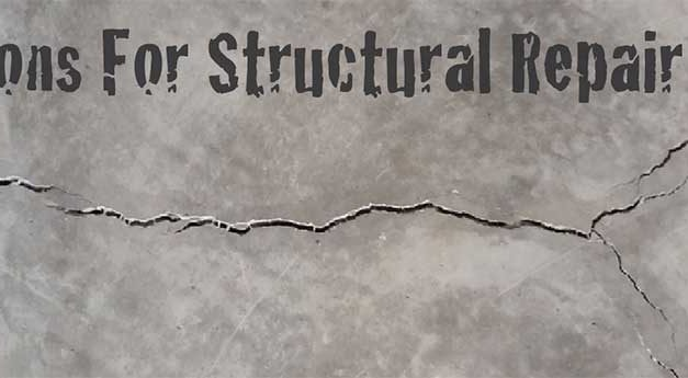 Options For Structural Repair