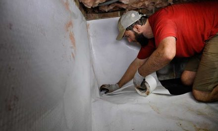 Waterproofing Your Crawlspace
