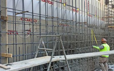 Cast-In-Place Concrete vs. Shotcrete: The CIP Advantage
