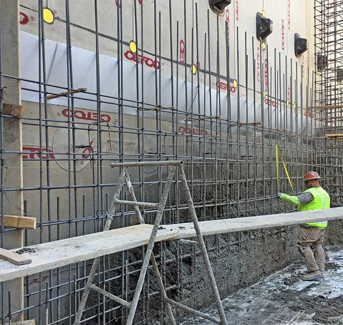 Cast-In-Place Concrete vs. Shotcrete: The CIP Advantage