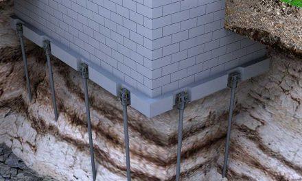 Options for Structural Repair Piering, grouting, crack repair, and carbon fiber