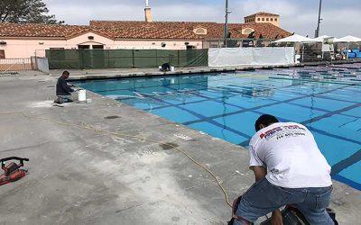 Case Study: Pool Deck Crack Repair