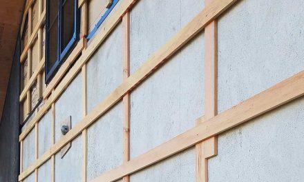 Waterproofing Alternative Construction Cobb, Straw, Wood Chip Block